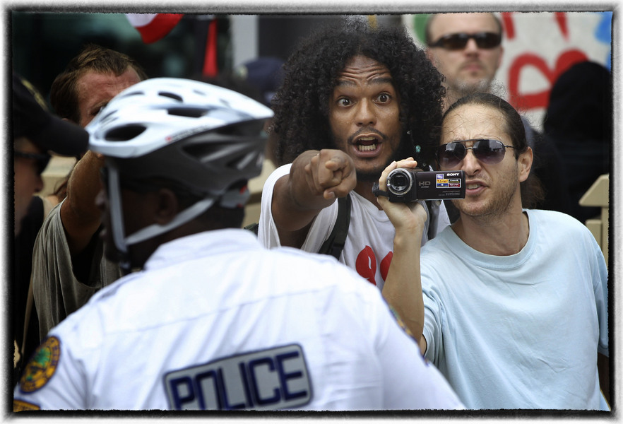 May Day protest : The Aftermath Sessions : Oklahoma City Editorial and Documentary Photographer