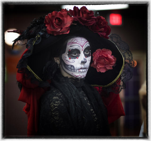 "The ""Day of Dead"" celebration is a way of retaining connection with the unseen world. : The Dia de los Muertos Sessions : Oklahoma City Editorial and Documentary Photographer"