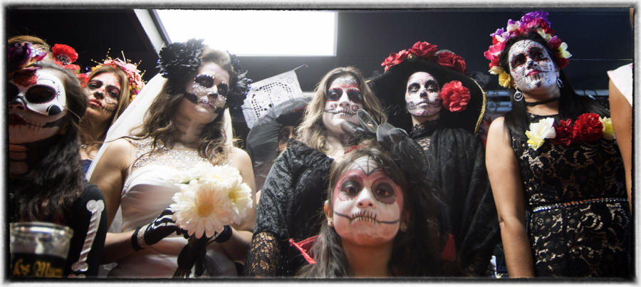 A world that we will all return to one day. : The Dia de los Muertos Sessions : Oklahoma City Editorial and Documentary Photographer