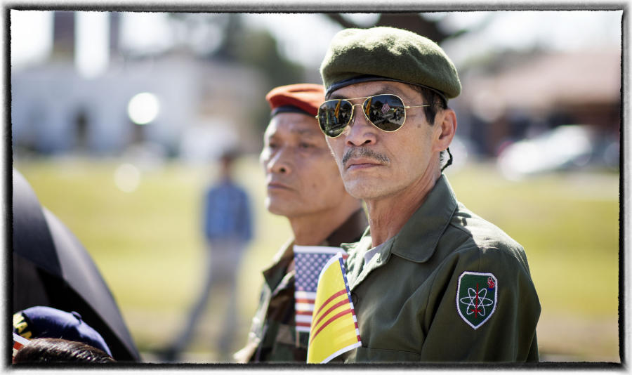": ""We Were Soldiers"" Sessions : Oklahoma City Editorial and Documentary Photographer"