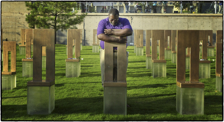 Oklahoma City National Memorial : The Street Sessions : Oklahoma City Editorial and Documentary Photographer