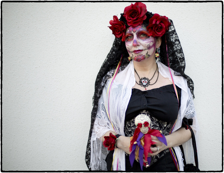 All Saints Day is for the adult spirits to visit. : Dia de los Muertos  : Oklahoma City Editorial and Documentary Photographer