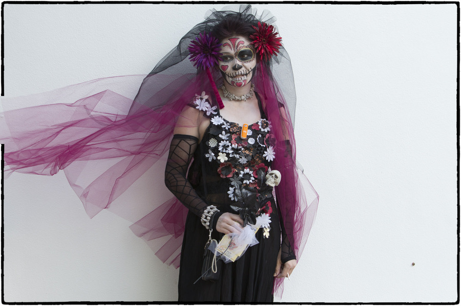 Most people celebrate the event out of love. : Dia de los Muertos  : Oklahoma City Editorial and Documentary Photographer