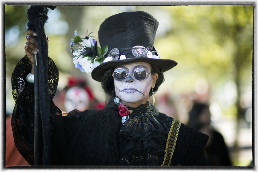 "The ""Dia de los Muertos"" honors both death and the cycle of life. : Dia de los Muertos  : Oklahoma City Editorial and Documentary Photographer"