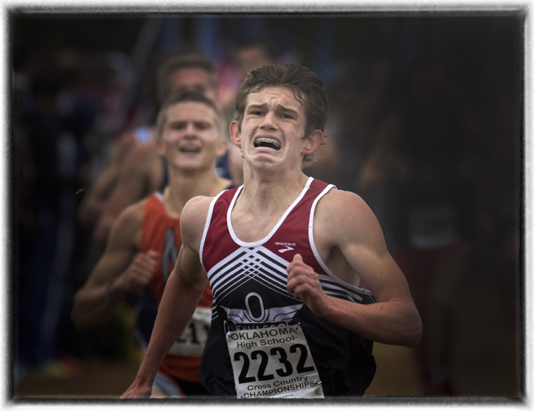 Cross Country championship : The Sports Sessions : Oklahoma City Editorial and Documentary Photographer