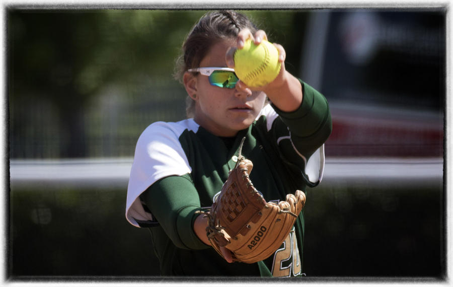 Softball, Tulsa : The Sports Sessions : Oklahoma City Editorial and Documentary Photographer