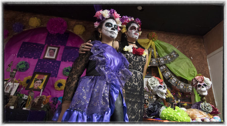 ....for 24 hours. : The Dia de los Muertos Sessions : Oklahoma City Editorial and Documentary Photographer